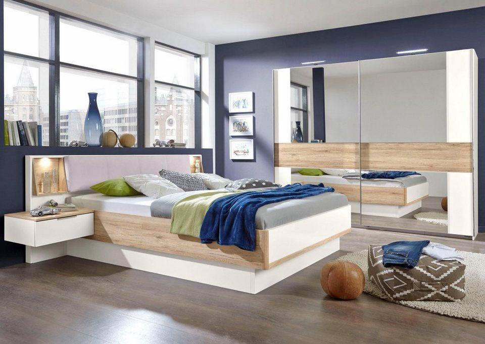 wimex bettanlage 3 tlg online kaufen otto. Black Bedroom Furniture Sets. Home Design Ideas