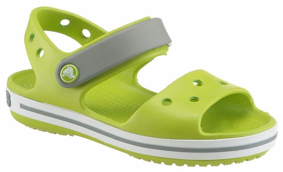 crocs crocband sandal kids sandale mit klettverschluss online kaufen otto. Black Bedroom Furniture Sets. Home Design Ideas