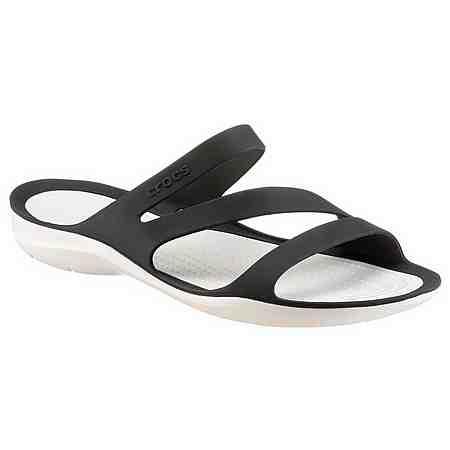 Crocs »Swiftwater Sandal W« Pantolette