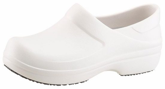 Crocs Neria Pro Clog W Slipper, entspricht EN ISO 20347:2012, OB, SRC