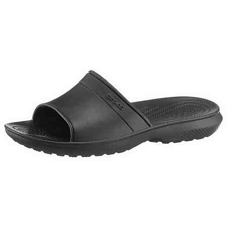 Crocs »Classic Slide« Pantolette, Leichtgewicht