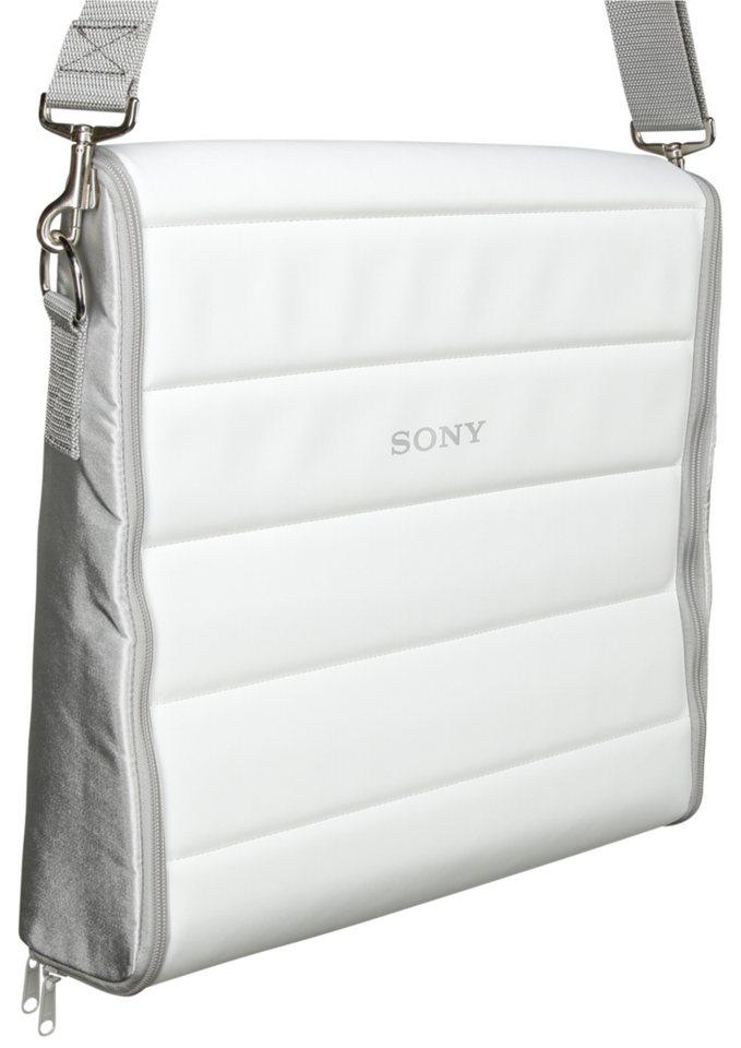 Sony Fototasche »LCS-A750 Tragetasche für AWS-750« in weiß