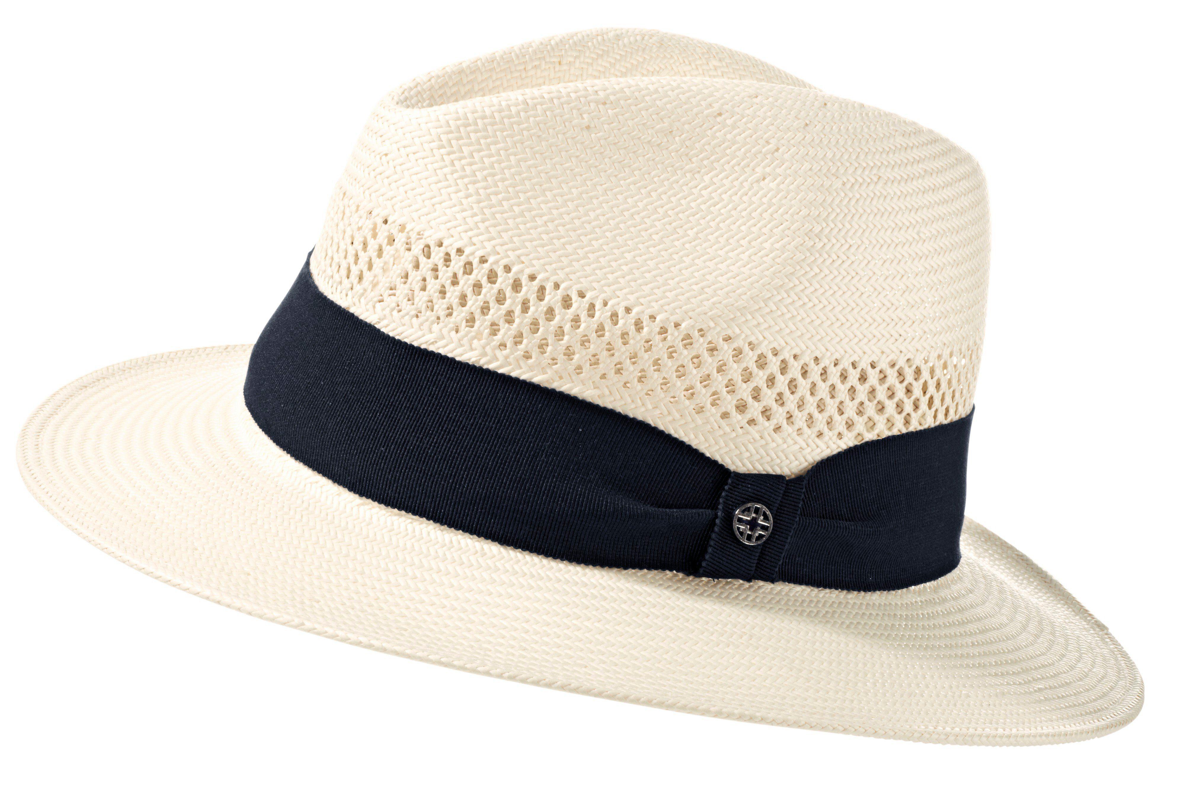 Loevenich Hut mit Lochmuster