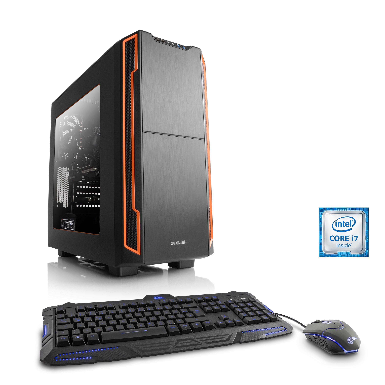 CSL Gaming PC | i7-6700K | GeForce GTX 1060 | DDR4 | 525 GB SSD »Victoriatus T7960 Windows 10«