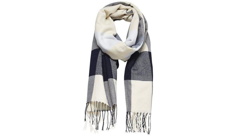 Only Karierter Schal
