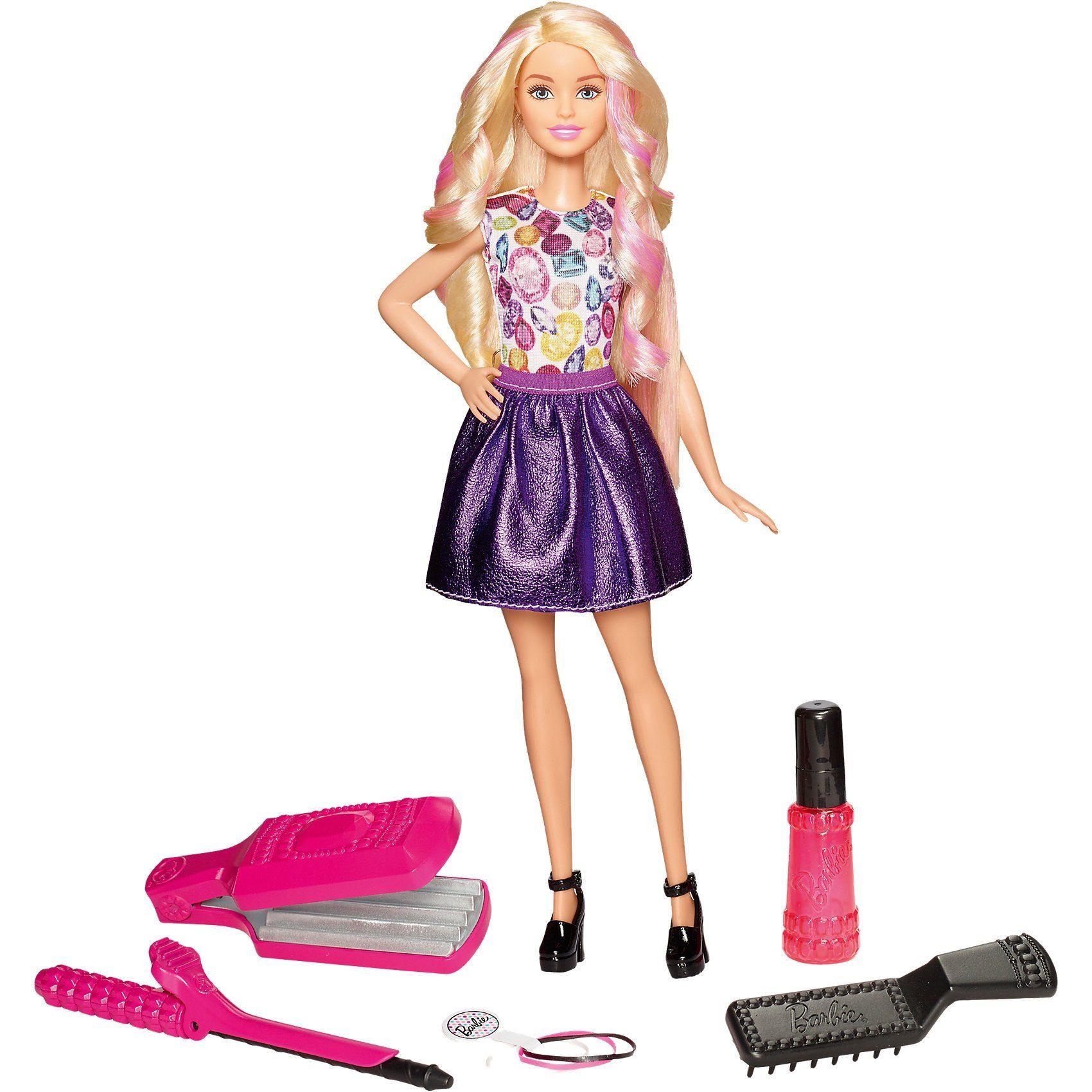 Mattel Barbie Wellen- und Lockenspaß Spielset