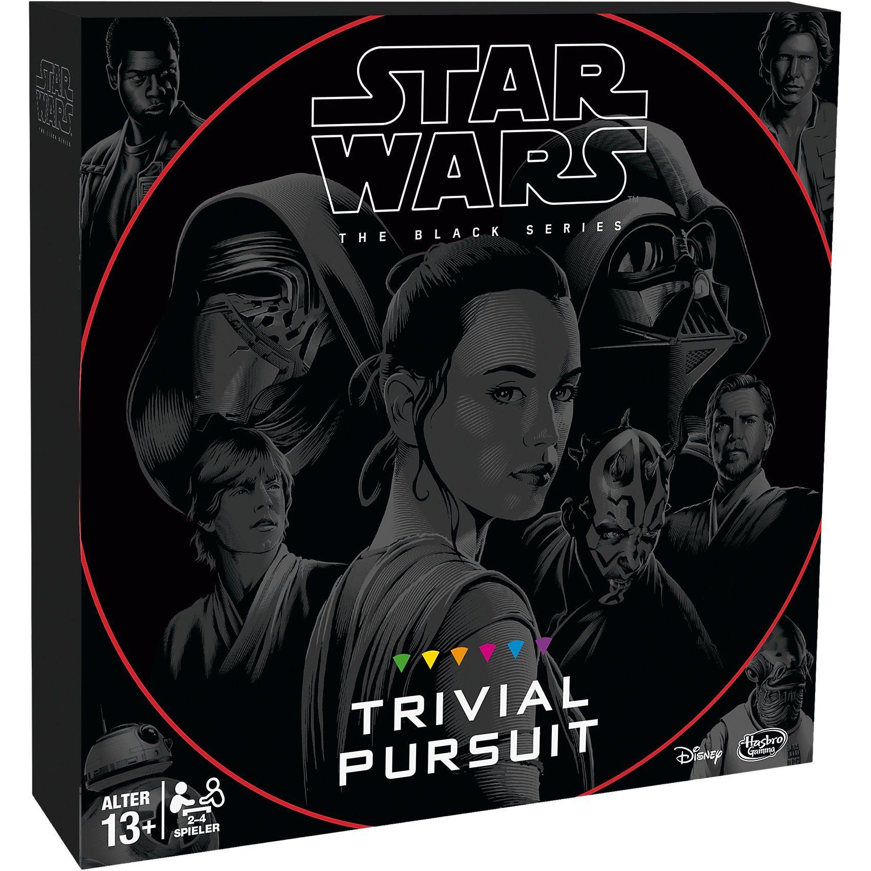 Hasbro Star Wars Trivial Pursuit