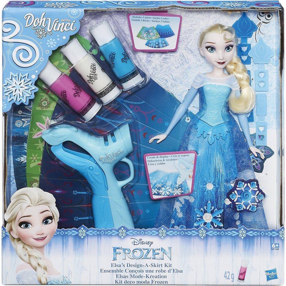 Hasbro Die Eiskönigin Mode-Kreation mit DohVinci