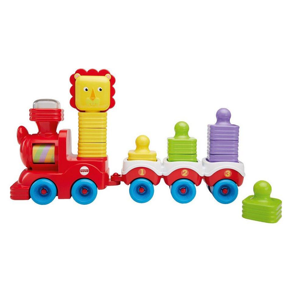 Mattel® Fisher-Price Stapelspaß Löwen-Lok kaufen