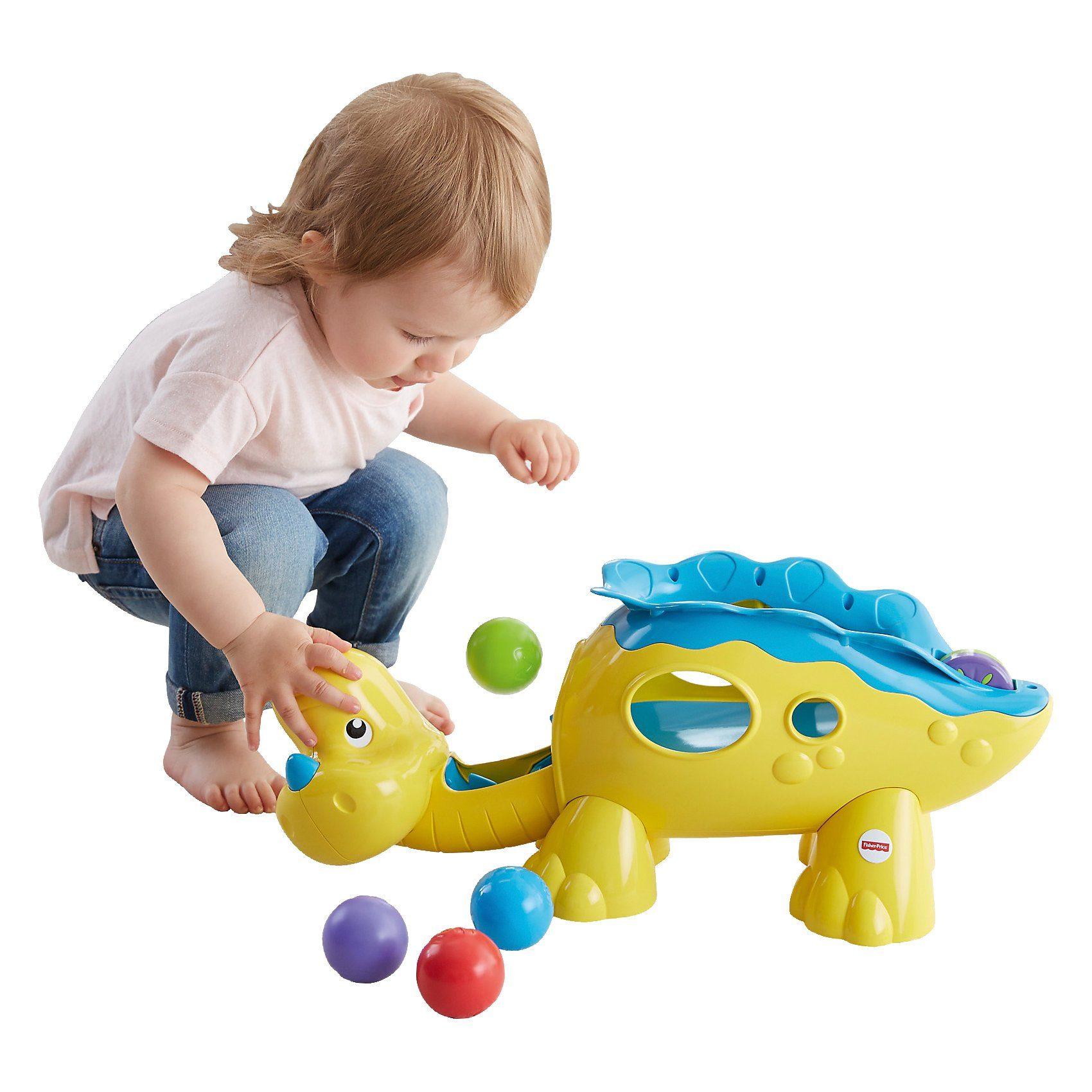 Mattel® Fisher-Price Ballspiel Dino