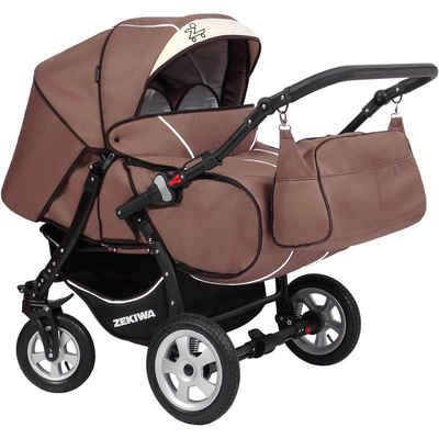 Zwillingskinderwagen hintereinander  Geschwisterwagen & Zwillingskinderwagen online kaufen | OTTO