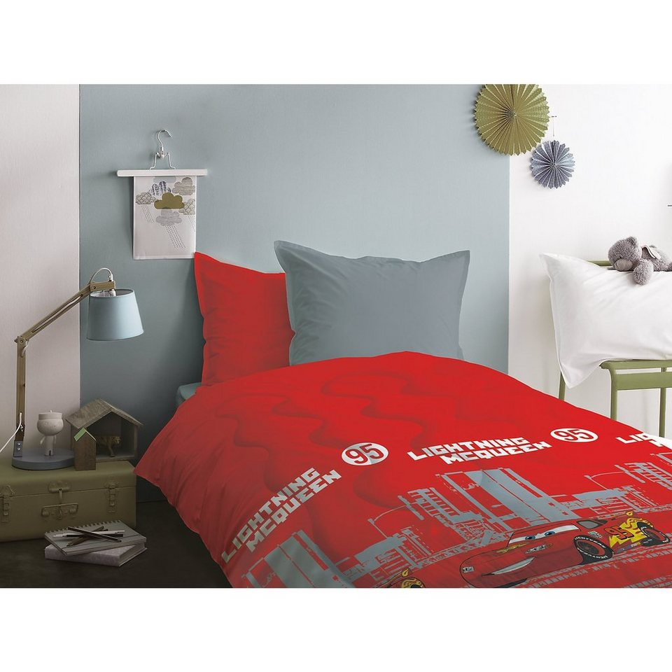 cti tagesdecke disney s cars 140 x 200 cm kaufen otto. Black Bedroom Furniture Sets. Home Design Ideas