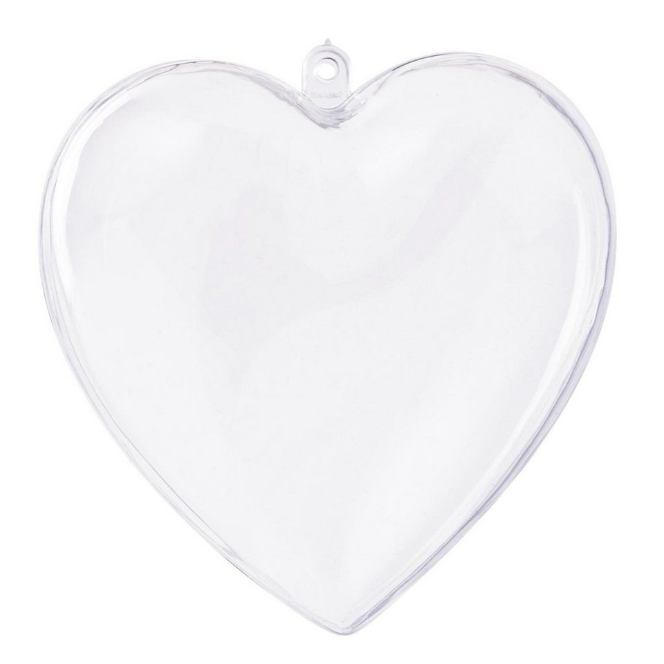 Acryl-Form  Herz , ca. 8 cm online kaufen