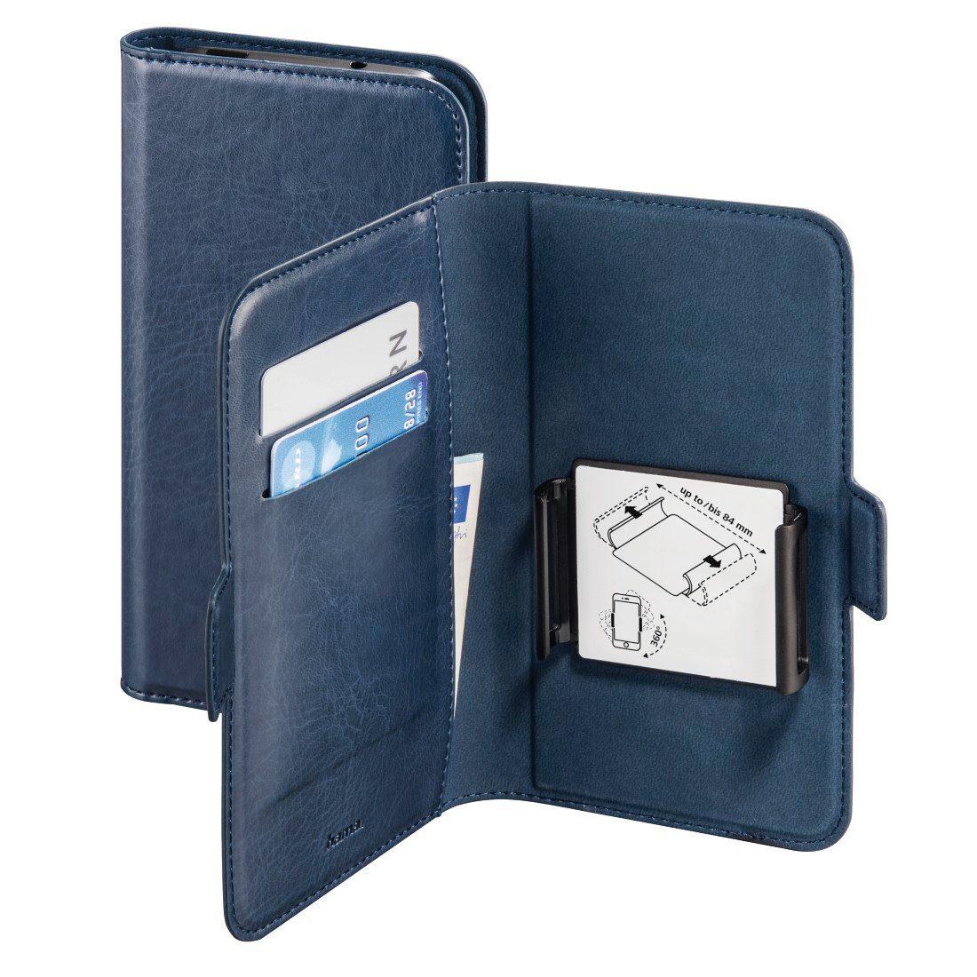 Hama Handytasche Handyhülle universal Hülle Smart Move, Blau »für Handys von 4,7 - 5,1 Zoll«
