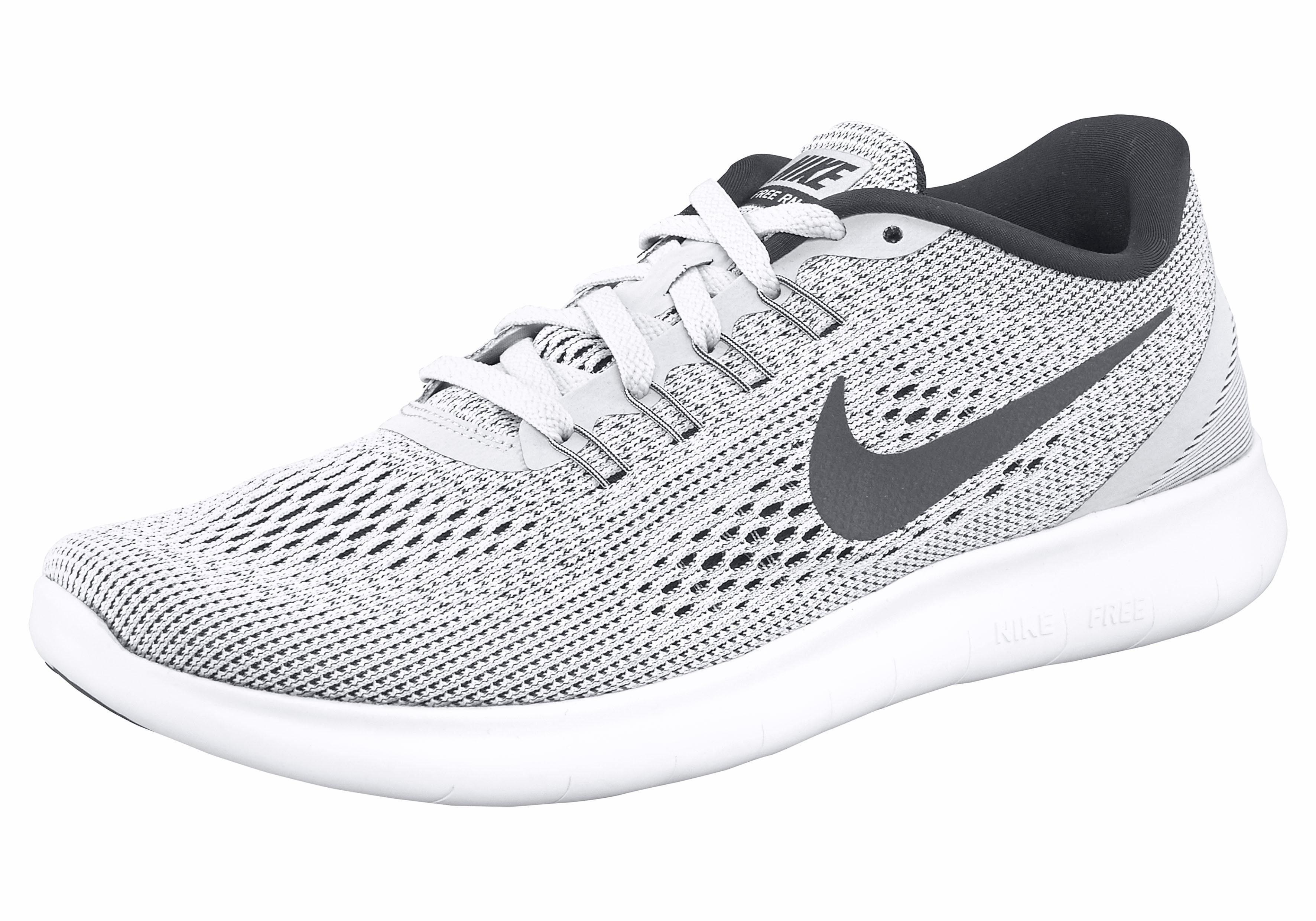 Nike Free Run Wmns Laufschuh online kaufen  grau-schwarz