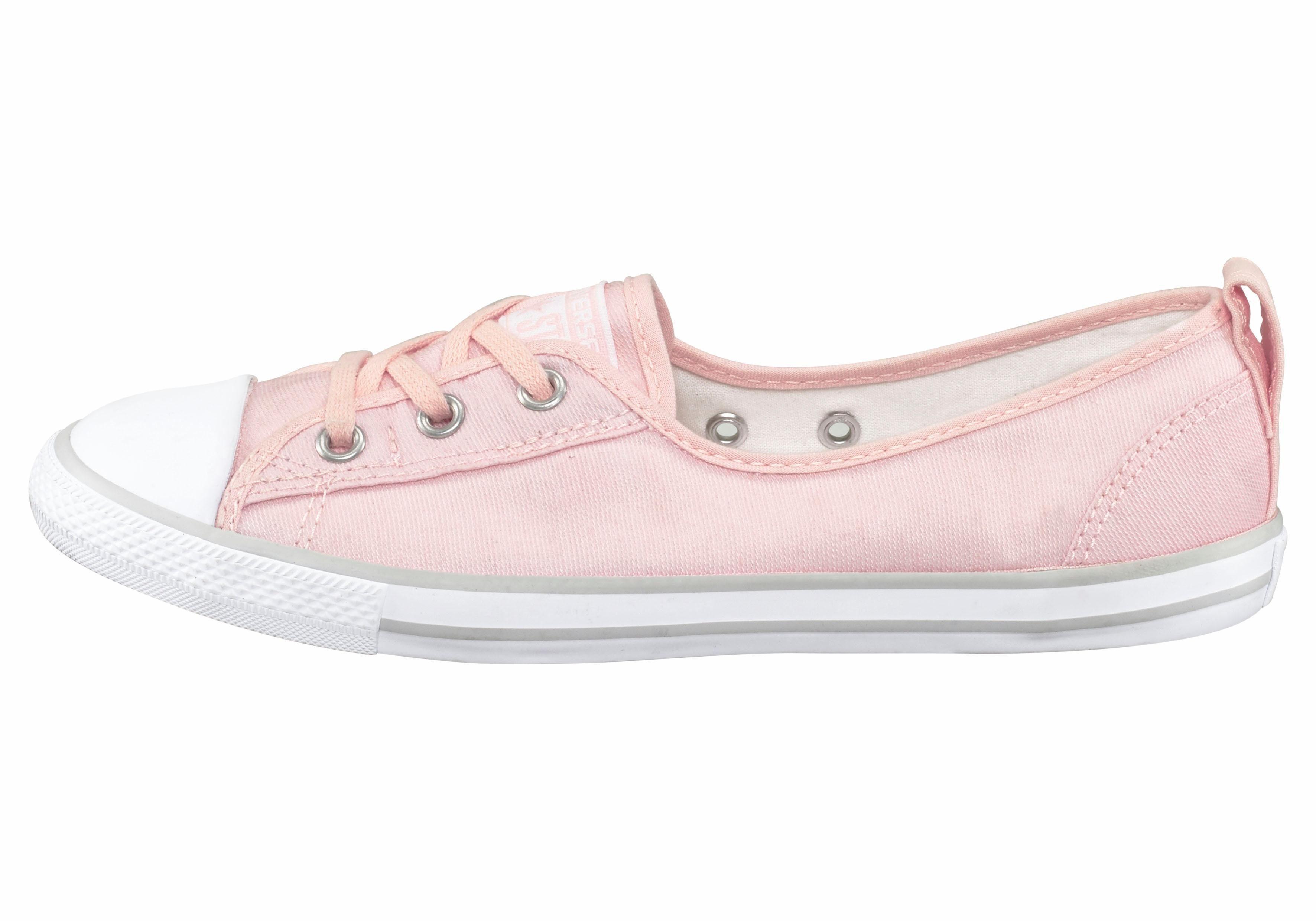 Converse Ballet Lace Stripes Slip Sneaker kaufen  rosa
