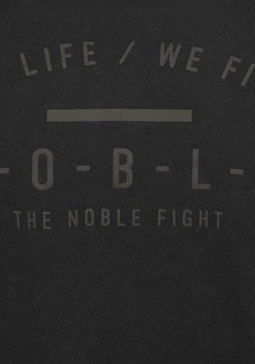 Reebok Kapuzensweatjacke NOBLE FIGHT FULL-ZIP HOOD