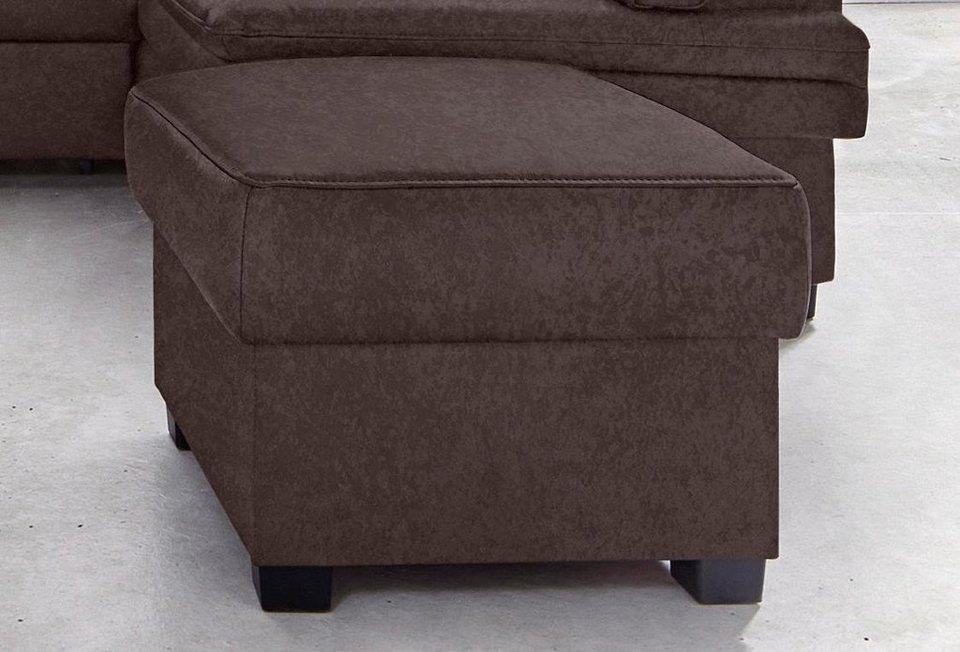 polsterhocker mit stauraum online kaufen otto. Black Bedroom Furniture Sets. Home Design Ideas