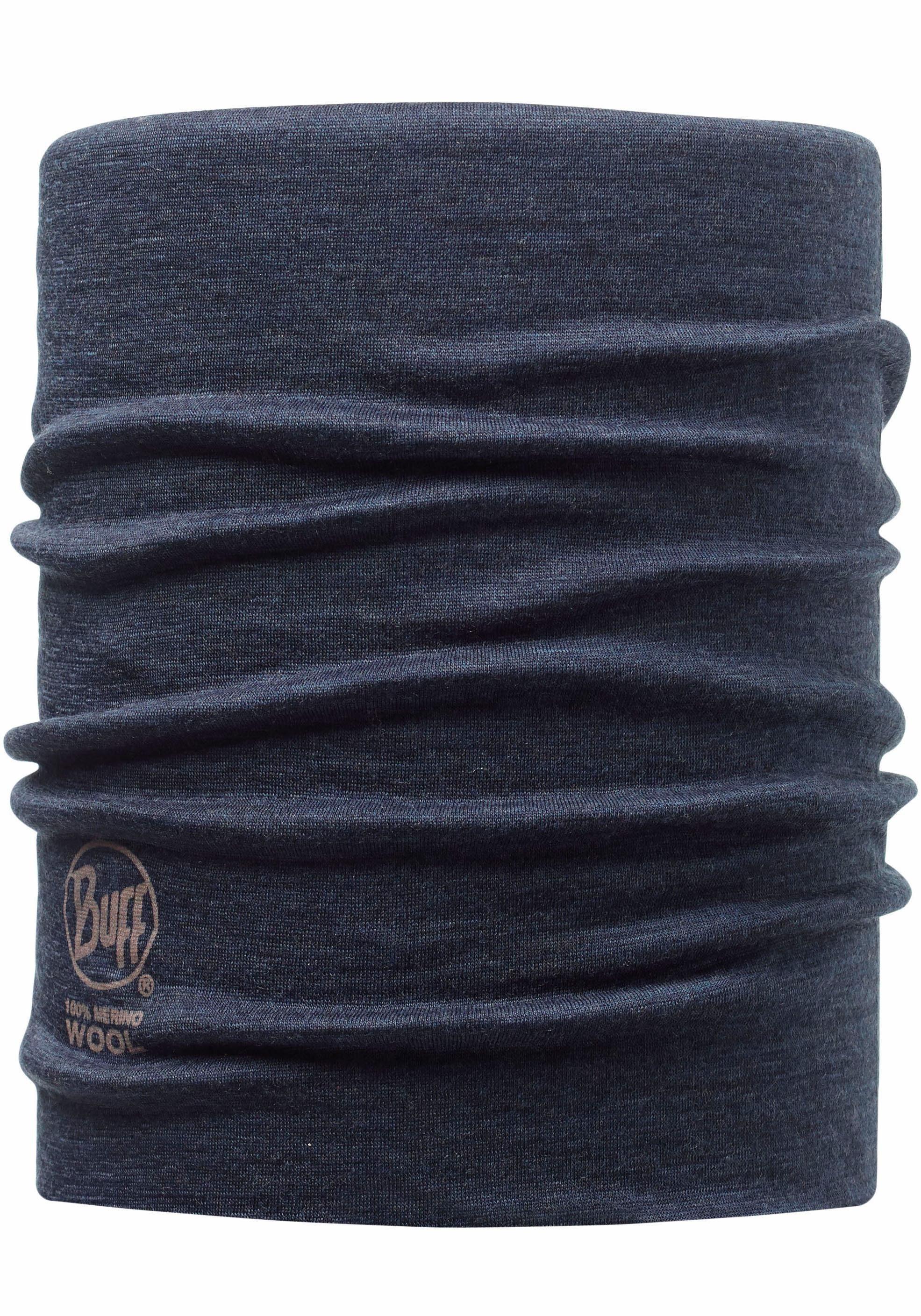 Buff Multifunktionstuch »Merino Wool Neckwarmer Buff®« Hals- oder Kopftuch