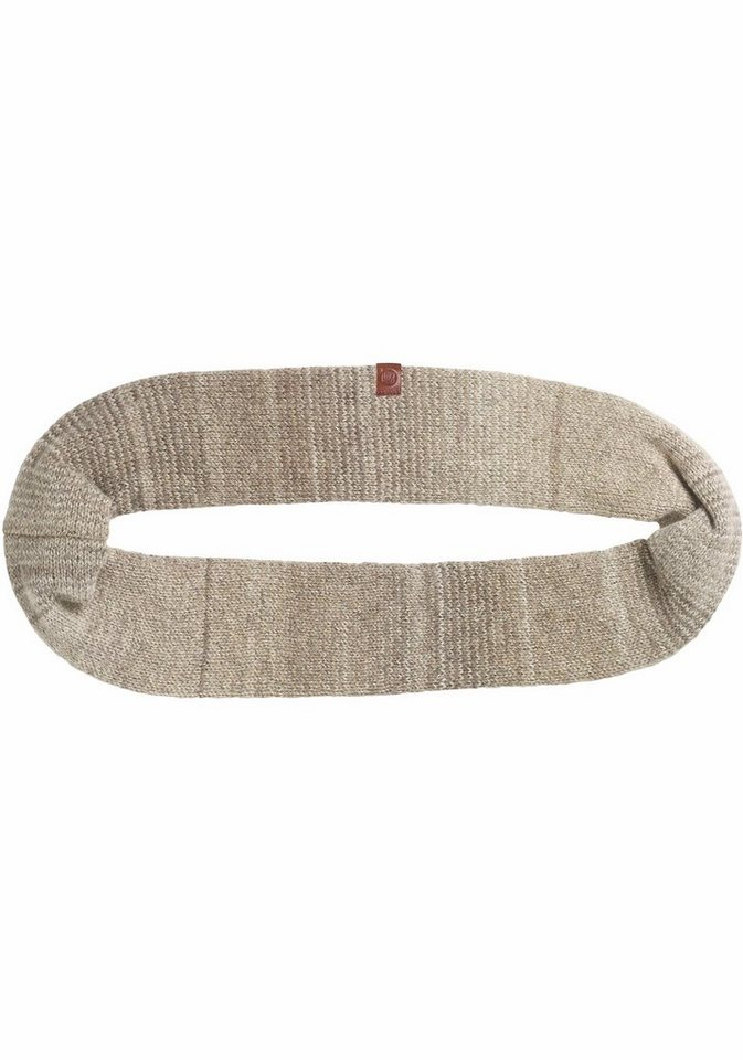Buff Loop »Knitted Infinity Buff®« in beige
