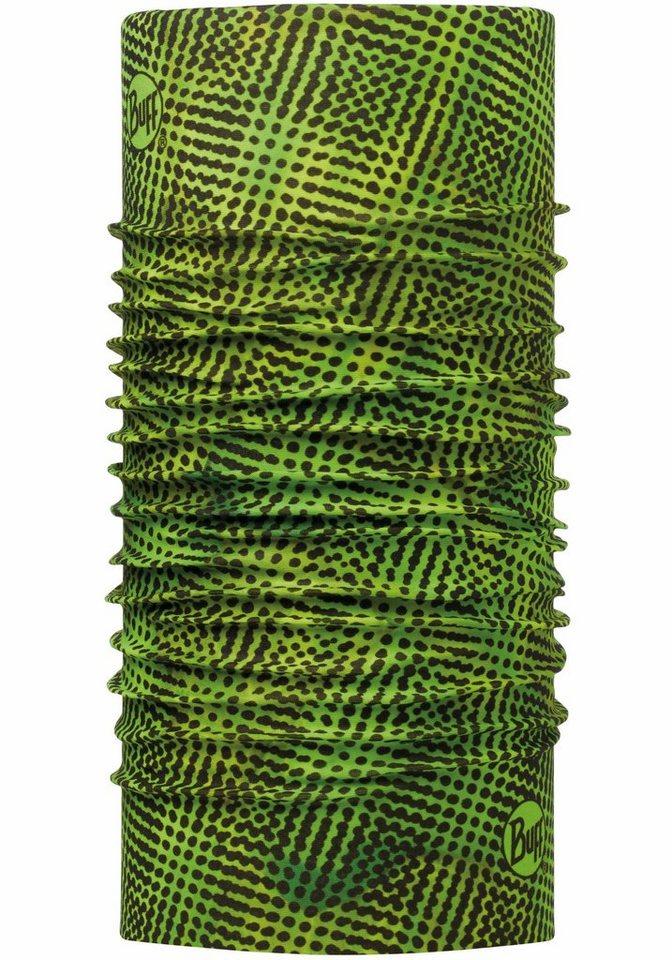 Buff Multifunktionstuch »Original Buff®« Hals- oder Kopftuch in grün