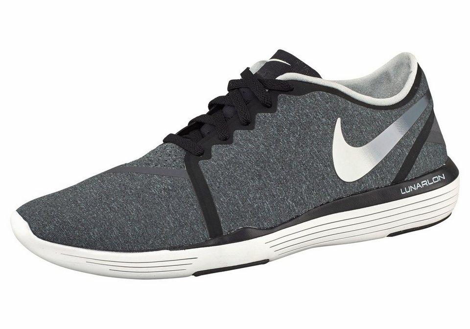 Nike »Lunar Sculpt« Fitnessschuh in grau-meliert