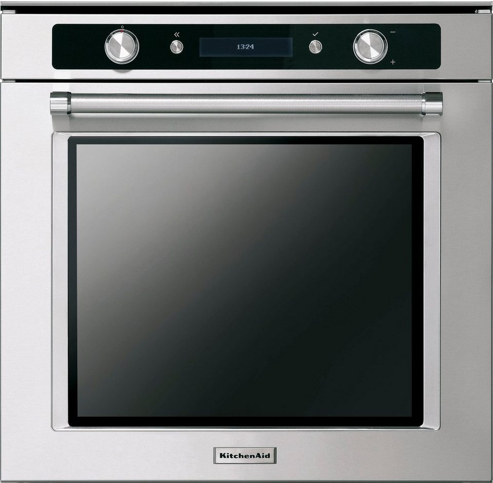 KitchenAid® Backofen KOHSS 60601, Energieklasse A+ in KitchenAid Easy to clean Edelstahl