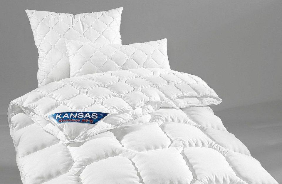 Microfaserbettdecke, f.a.n. »Kansas«, 4-Jahreszeiten