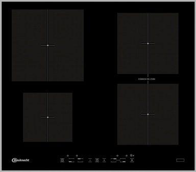 bauknecht induktions kochfeld ctai 9640c in mit kombi. Black Bedroom Furniture Sets. Home Design Ideas