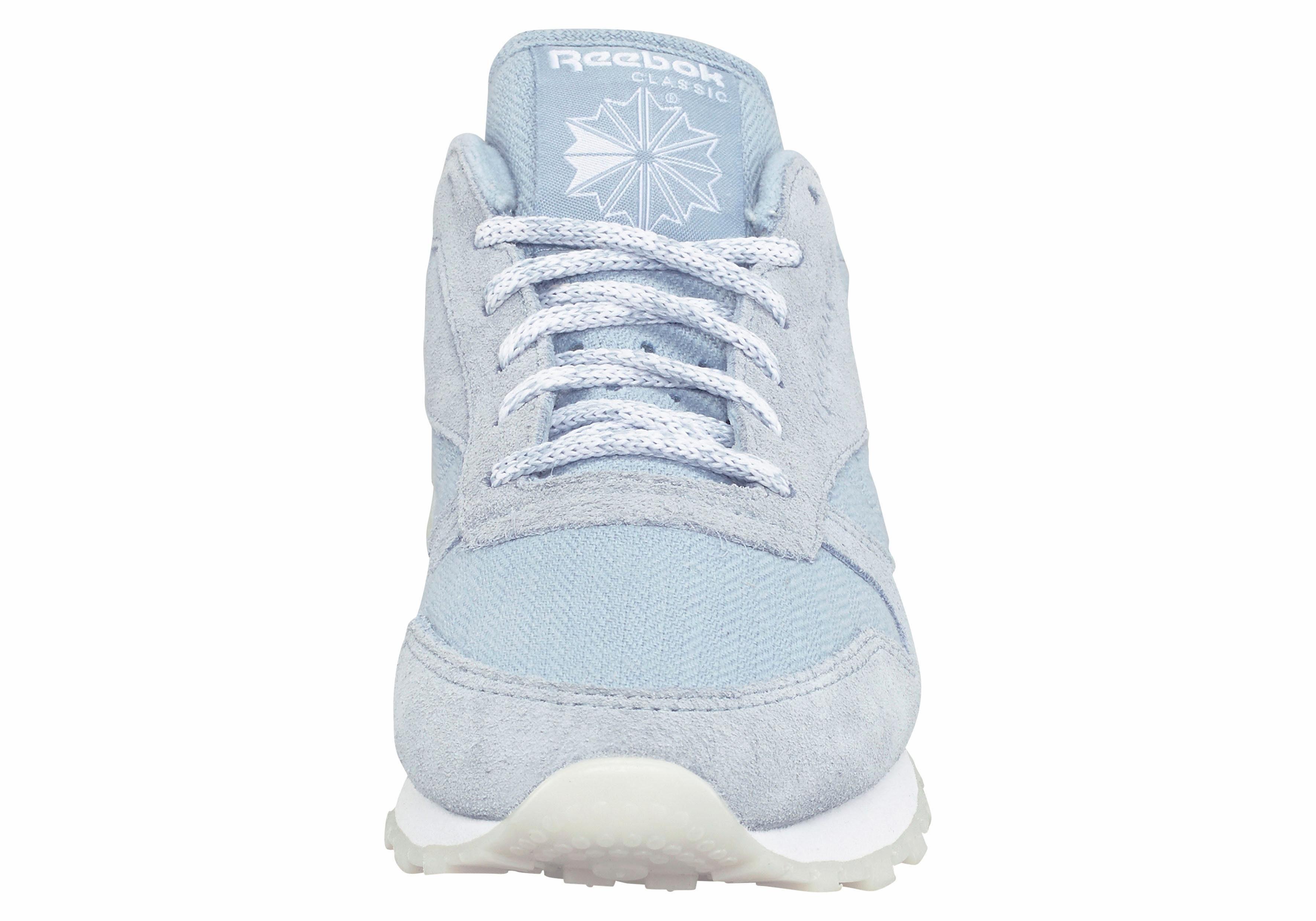 Reebok Classic Classic Leather Sea-Worn Sneaker  hellblau