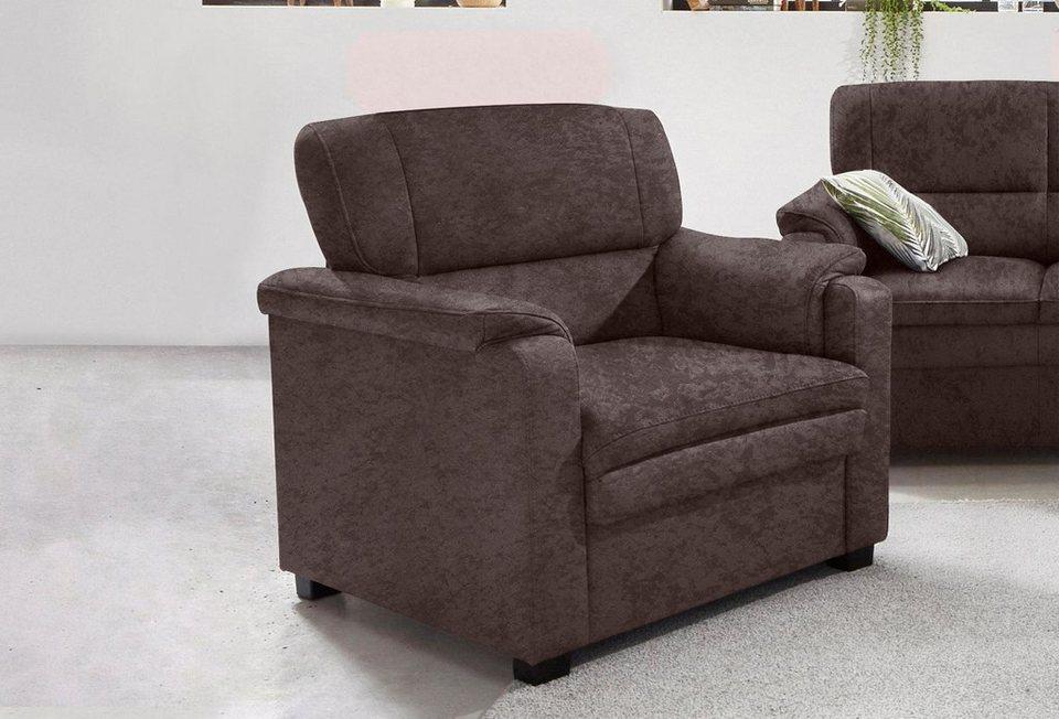raum id sessel mit federkern online kaufen otto. Black Bedroom Furniture Sets. Home Design Ideas