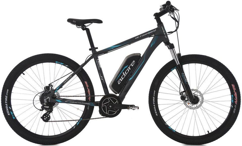 Adore Mtb E Bike 275 Zoll 8 Gang Shimano Altus Mittelmotor 374
