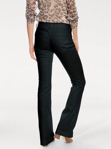 RICK CARDONA by Heine Flared-Jeans mit Formbund