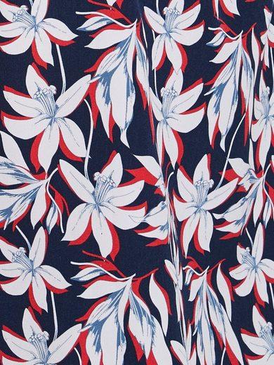 Ashley Brooke By Heine Print Blouse Flowers