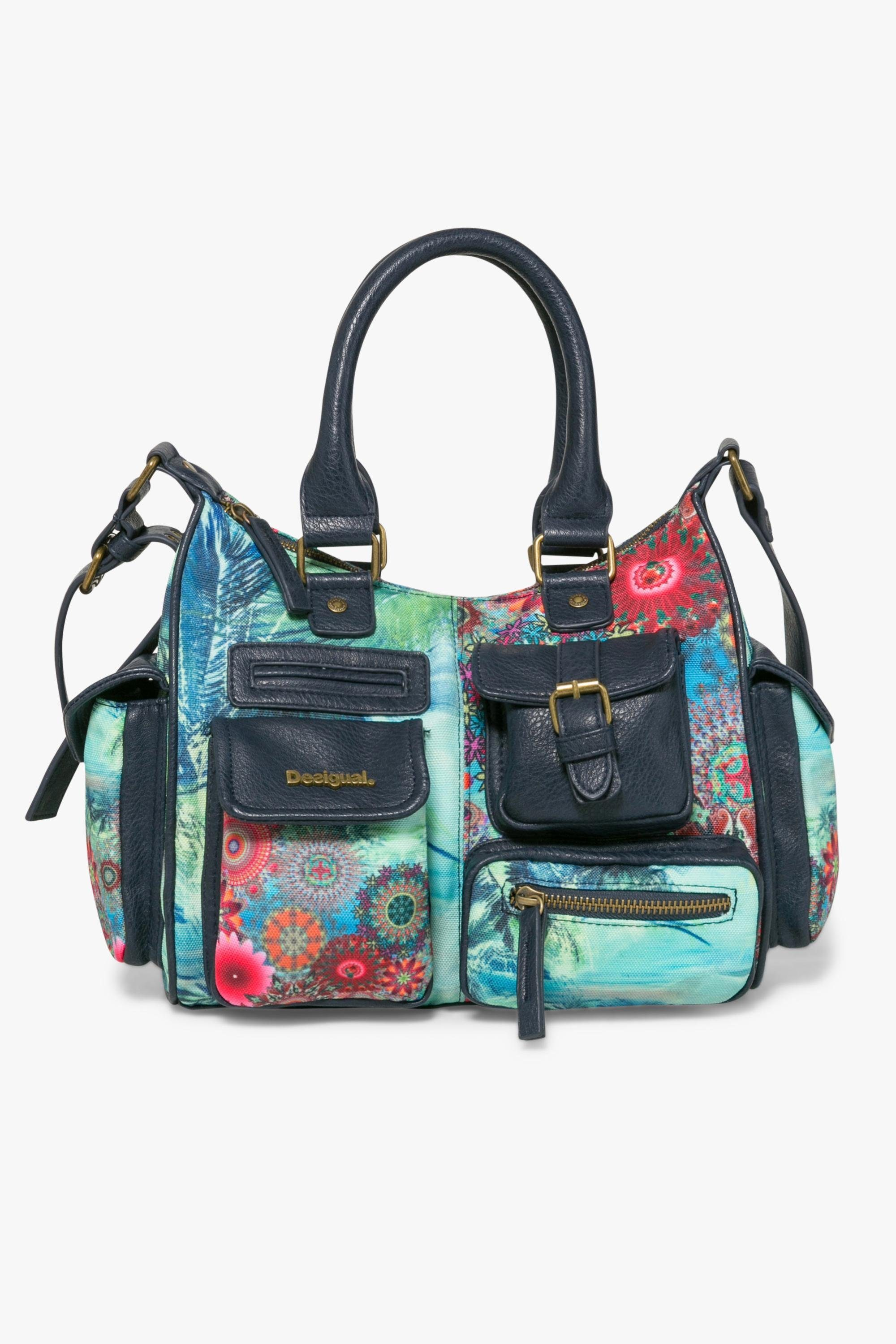 Desigual Henkeltasche »LONDON MINI KATO«