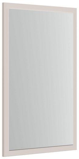 Emotion Garderobenspiegel »Flurspiegel Modi-M mit Rahmen variabel montierbar Creme«