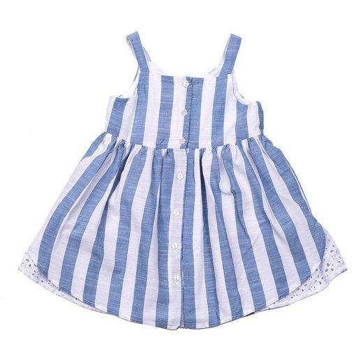 Panco Sommerkleid »Mädchen Sommerkleid ohne Ärmel«