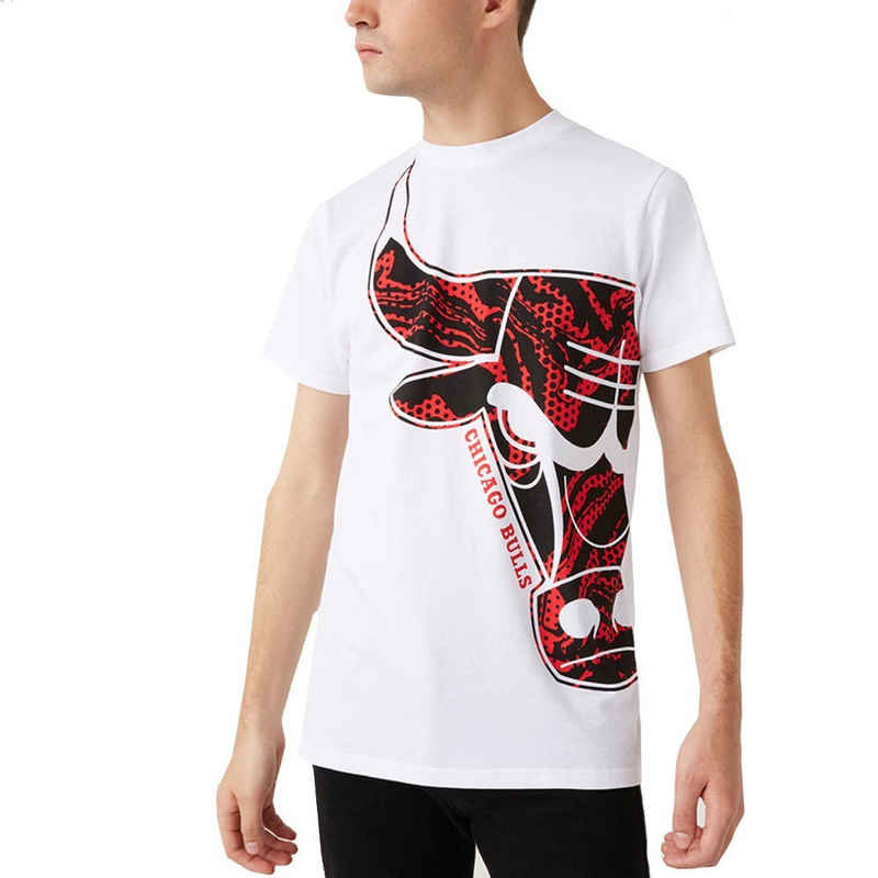 New Era Print-Shirt »SLICK INFILL NBA Chicago Bulls«