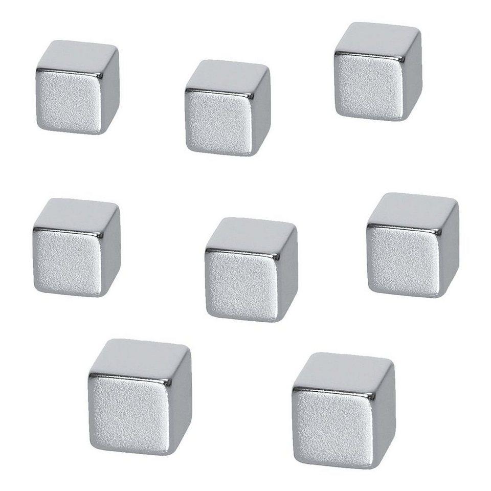 BEBOARD 8er-Set Magnetwürfel »Neodym Magnete Cube«