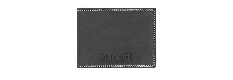 Bugatti bugatti Caracas Querformat Herren Geldbörse 493.426 Leder 12,5 c