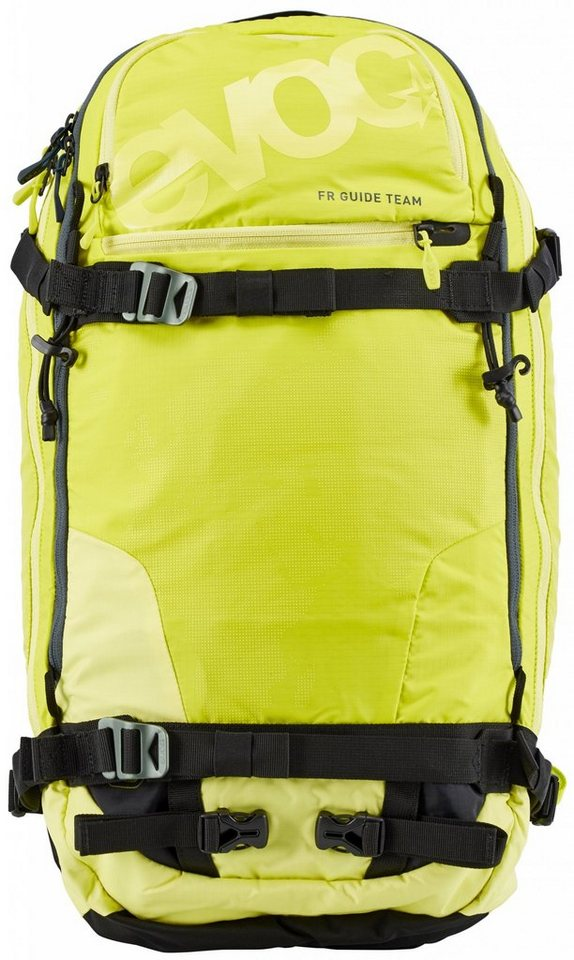 Evoc Sport- und Freizeittasche »FR Guide Team Backpack 30 L« in gelb