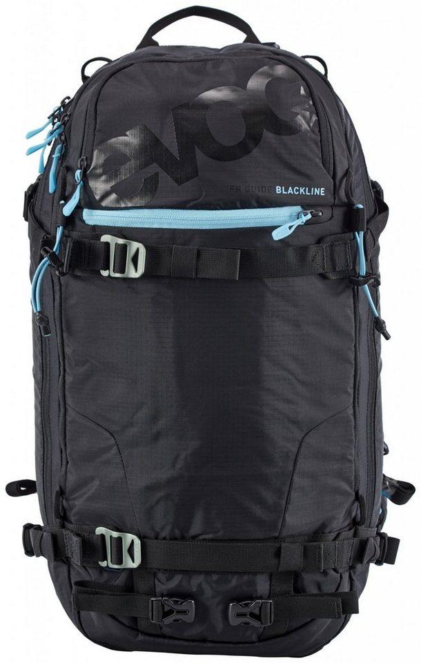 Evoc Sport- und Freizeittasche »FR Guide line Backpack 30 L« in schwarz