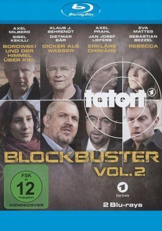 Blu-ray »Tatort - Blockbuster Vol. 2«
