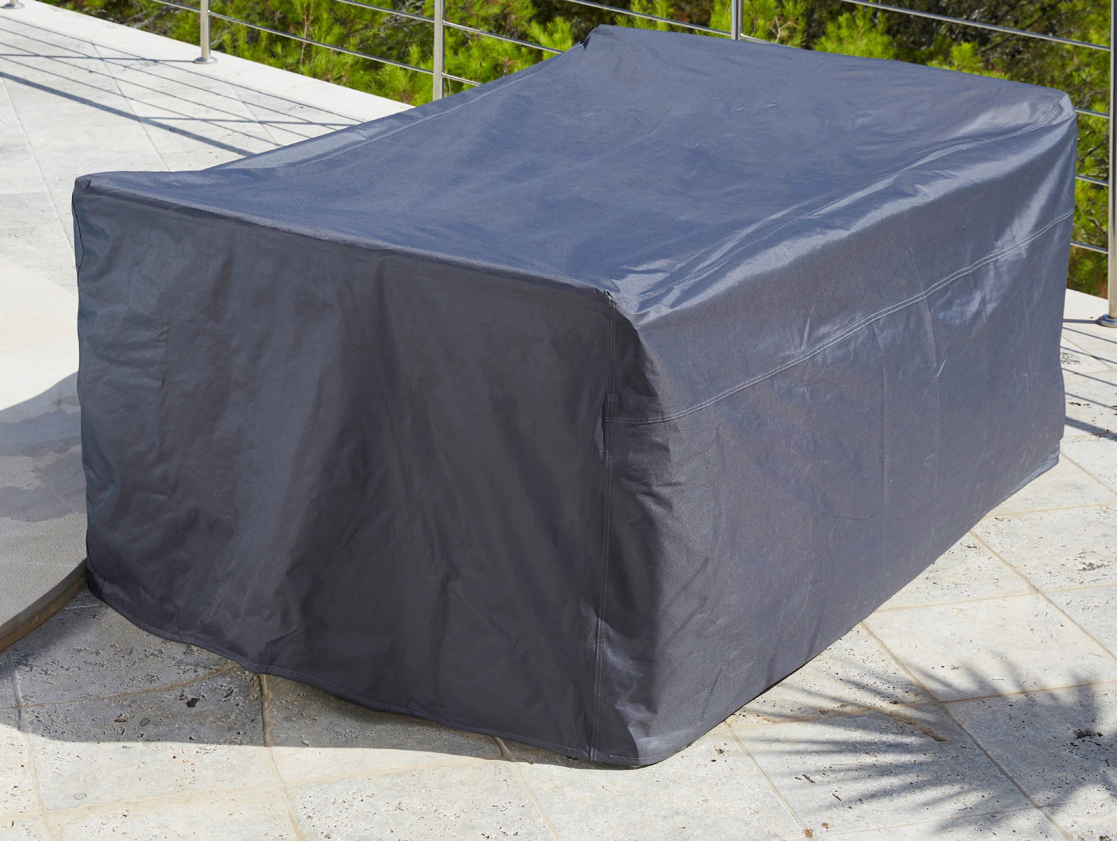 Schutzhülle »Korsika«, Gartenmöbelset, (L/B/H) 195x128x94 cm