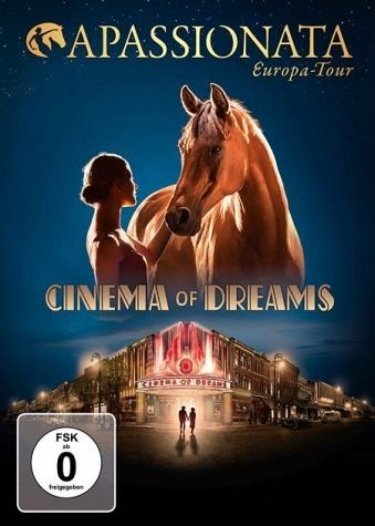 DVD »Various Artists - Apassionata: Cinema of Dreams«