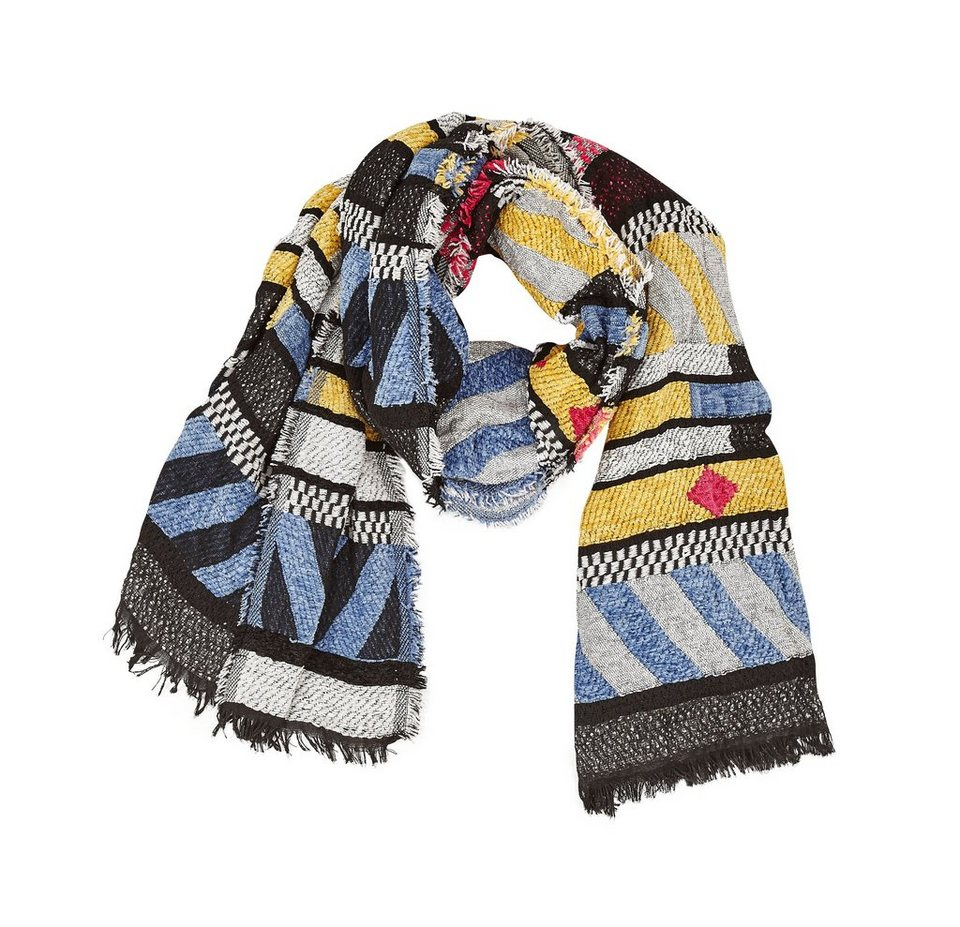 Pepe Jeans Schal »KATE SCARF« in rot