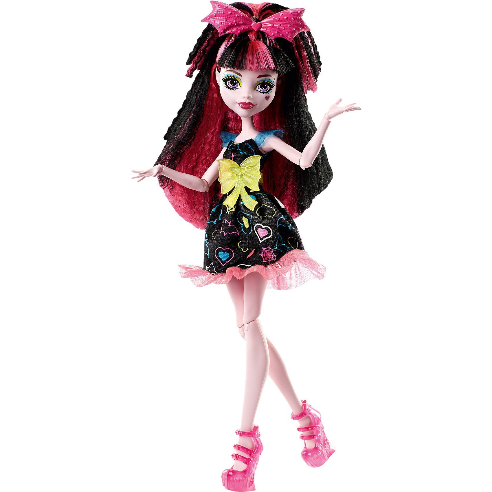 """Mattel Monster High """"Elektrisiert"""" Draculaura"""
