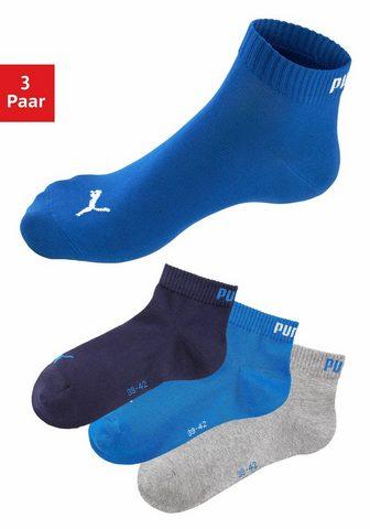 PUMA Kojinės sportui (3 poros)