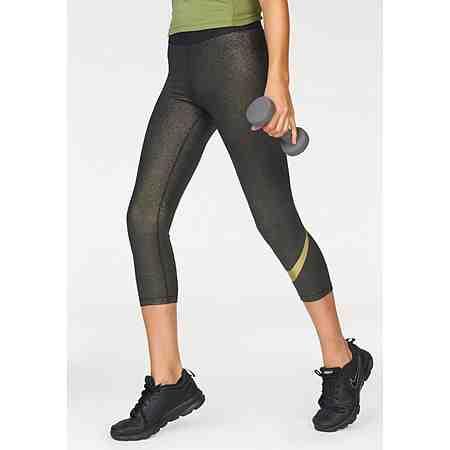 Nike Funktionstights »NIKE PRO CAPRI GOLD«