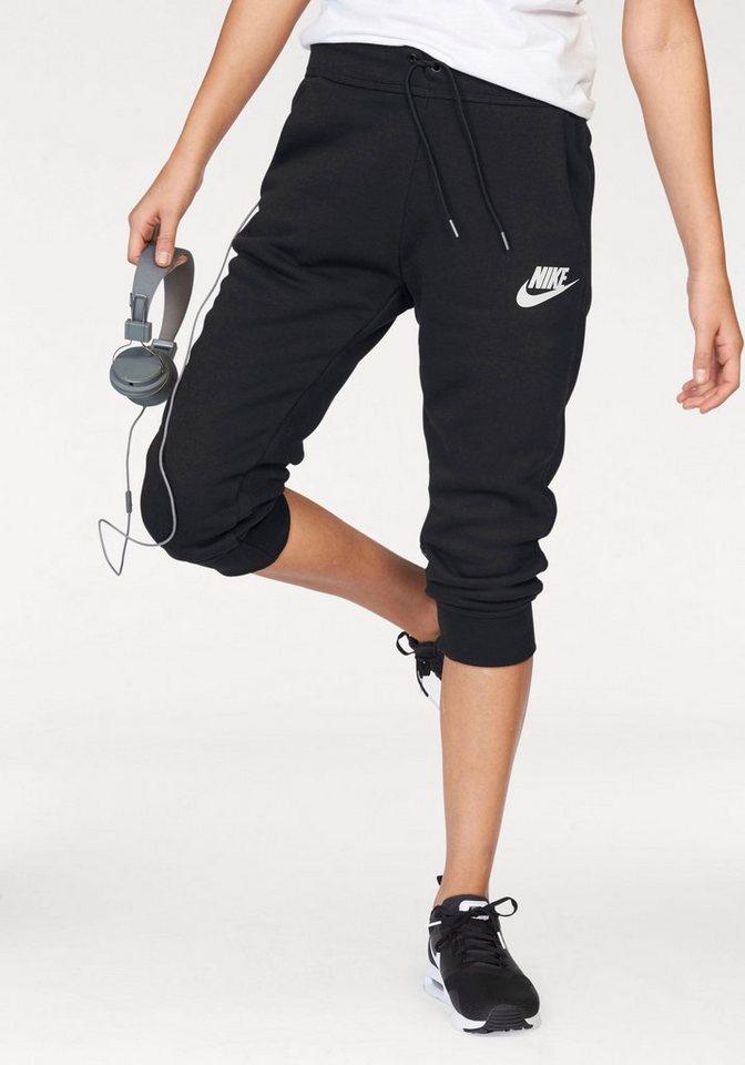 Nike Jogginghose »WOMEN NSW RALLY CAPRI« in schwarz